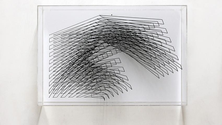 Fiorelli, +30 metri, 40x60x14, 2015