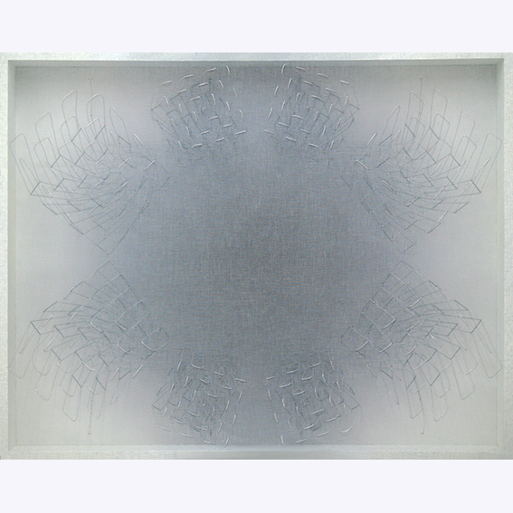 Fiorelli - Isola di ombra -133x110x13 cm - 2012