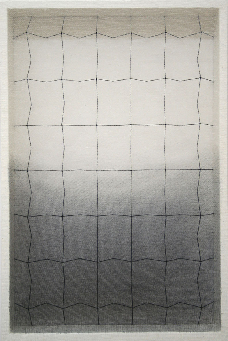 IN - QUIETO, cm 76x52x9, 2005
