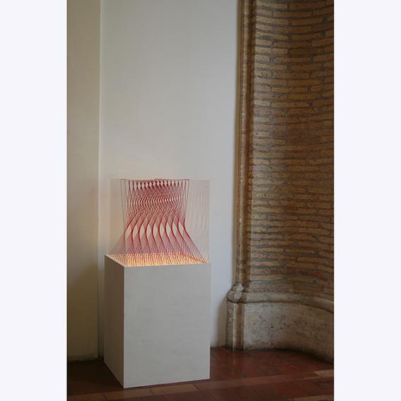 Immagini al confine della visibilità-Casa delle Letterature- Roma, 2011