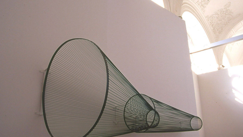 Install. Quadriennale, 2003, Palazzo Reale, (NA)