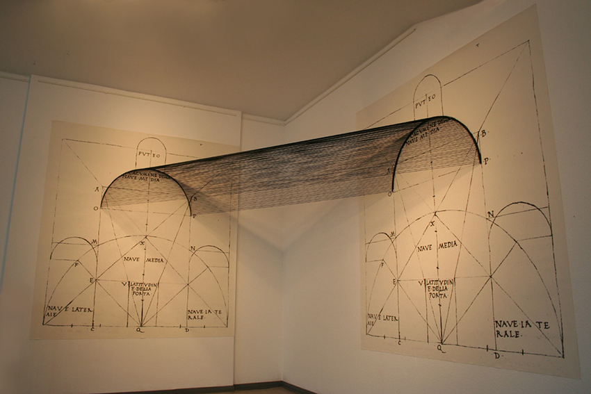 Installazione, Numen, VI IV MMVIII -Karlsruhe-Germania 2006