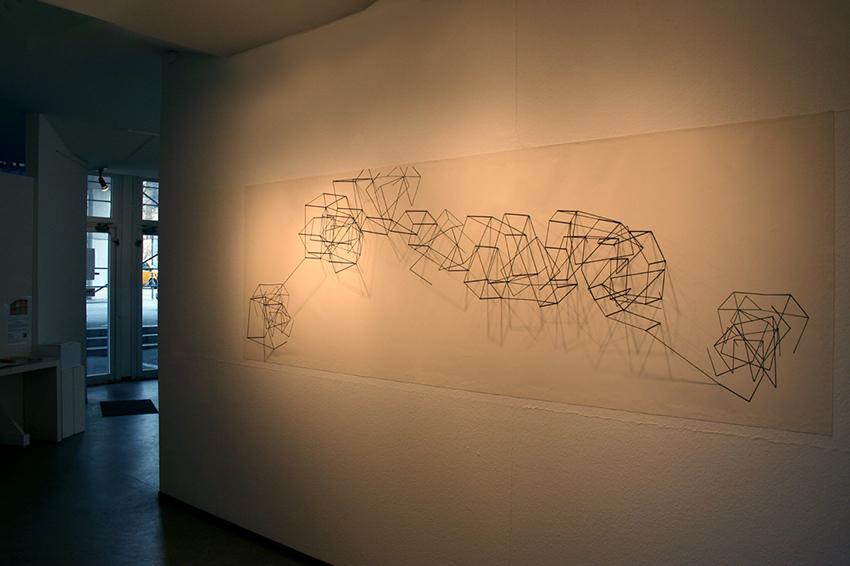 Installazione per Numen, Karlsruhe, 08