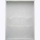 L'ombra del bianco 86x64x10 cm 2010 tarlatana e filo si cotone