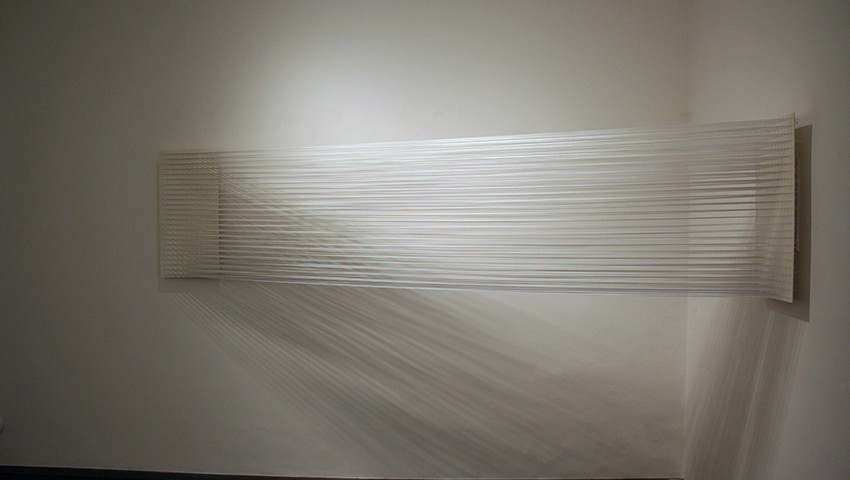 installazione  site specific-Tensione aurea - Gall Verrengia-Salerno 2012